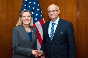 India, US to work together to prevent proliferation of WMDs