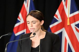 'He will, when I speak, be nameless': New Zealand PM vows never to take Christchurch gunman's name