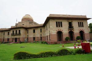 New light on renovated Jaipur House in Delhi