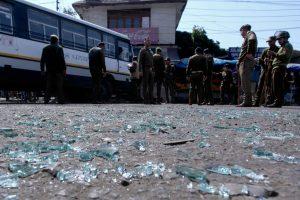 Jammu blast: School boy who tossed grenade at bus had hidden it in tiffin box