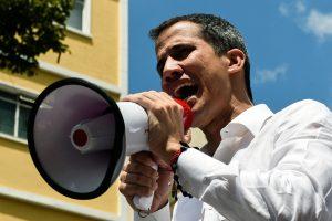 Guaido announces tour, giant rally to assert his power in Venezuela