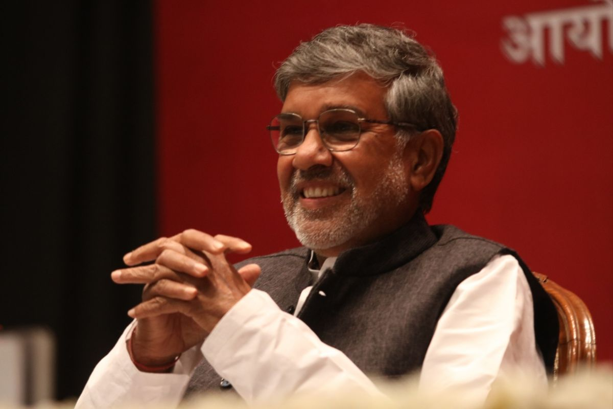 Nobel Laureate Kailash Satyarthi urges fashion industry to ensure child labour-free supply chain