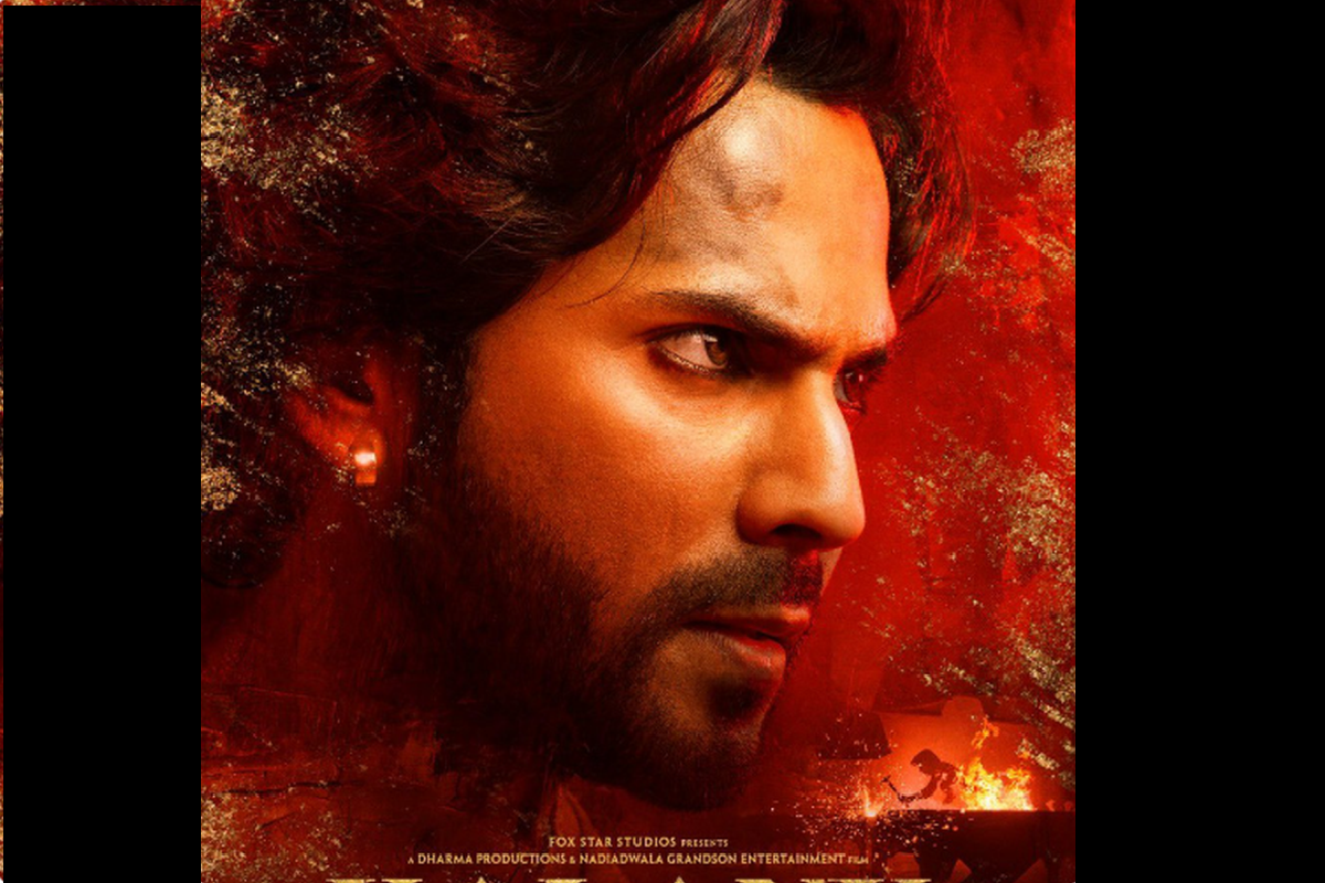 Kalank first poster is out!