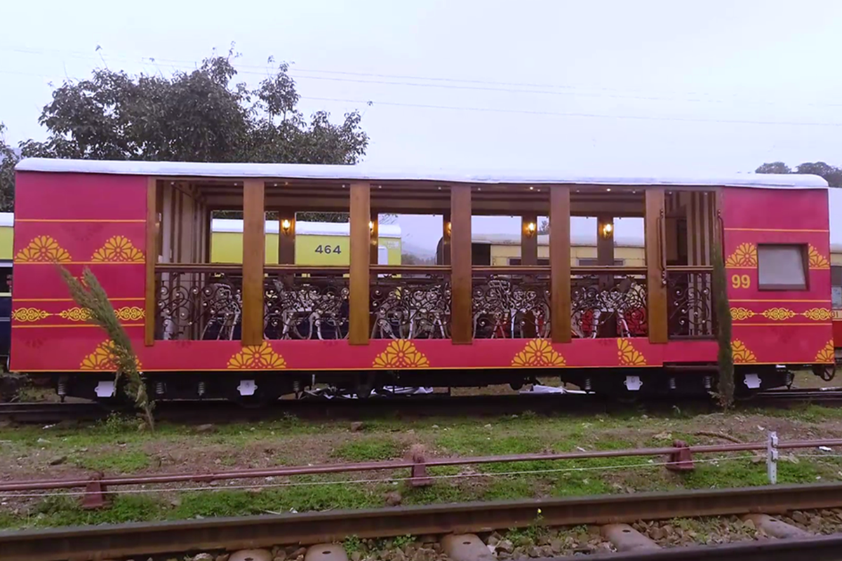 Kalka-Shimla heritage train to now have a restaurant coach