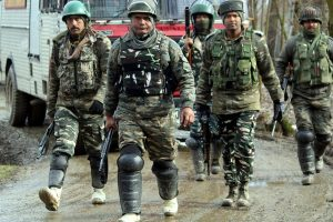Army soldier kidnapped from Budgam in central Kashmir