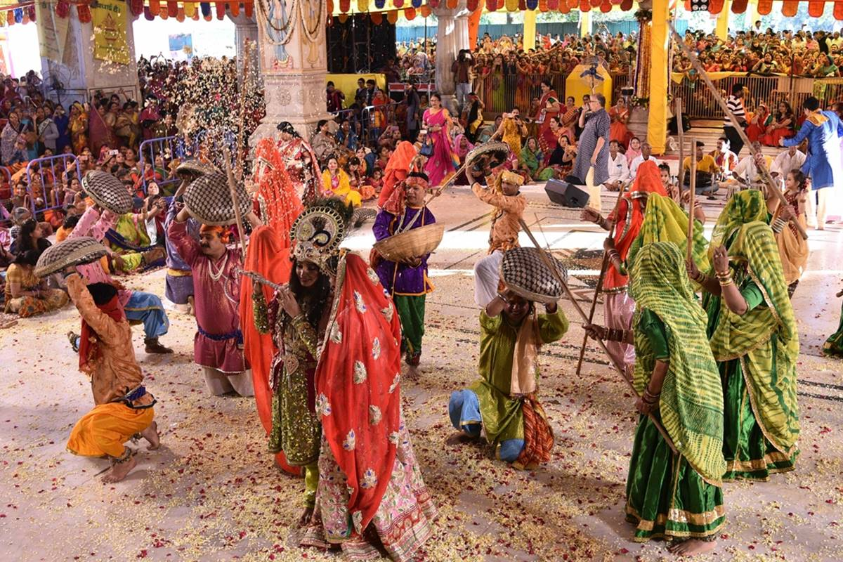 Holi and its innumerable mythological tales and legends