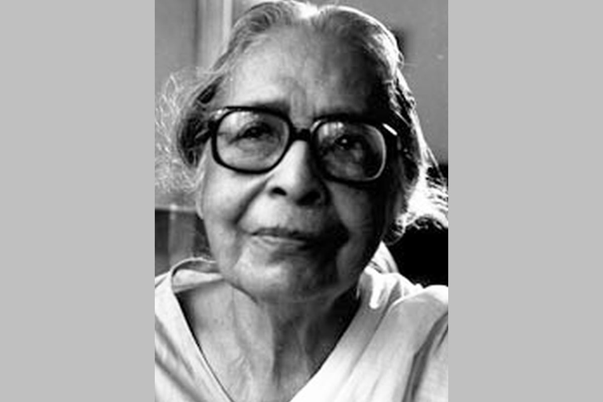 Remembering Leela Majumdar
