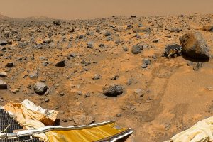 First person on Mars likely to be woman: NASA
