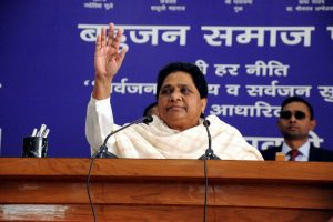 Yogi Adityanath's claim of no riots in UP in past 2 years a 'farce': Mayawati