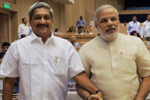 PM Modi leaves for Goa to pay tribute to Manohar Parrikar