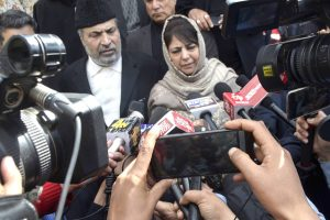 PDP will scrap ban on JKLF and Jamaat-e-Islami if voted to power, says Mehbooba Mufti