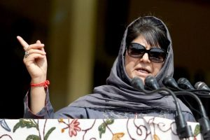 Modi lost opportunity to solve Kashmir issue, says Mehbooba