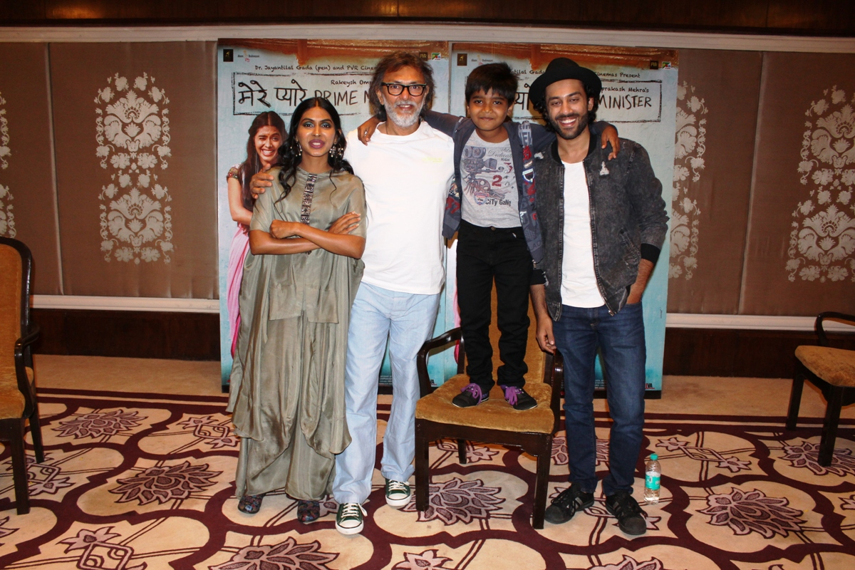 Interview | People don't go out to vote, and they shout a lot: Rakeysh Omprakash Mehra