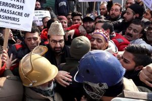 Mirwaiz Umar Farooq creates ticklish situation for NIA