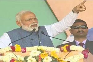 PM Modi targets Congress for questioning airstrike, slams Digvijaya Singh for Pulwama 'accident' remark