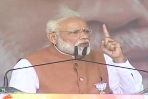 PM Modi blames Congress for migration problem of Uttarakhand