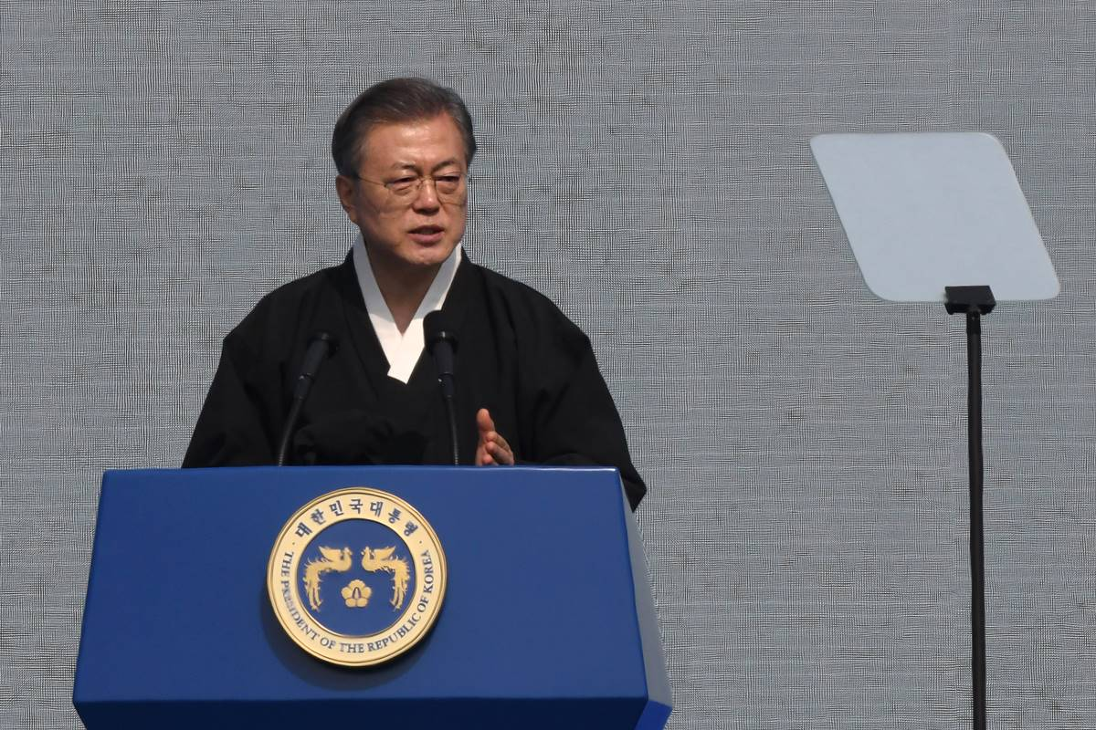 Moon Jae-in, ASEAN, Republic of Korea, ANN, The Statesman