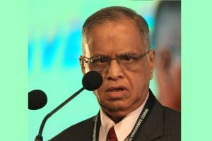 Narayana Murthy calls on Indian industry to work harder following US decision on GSP