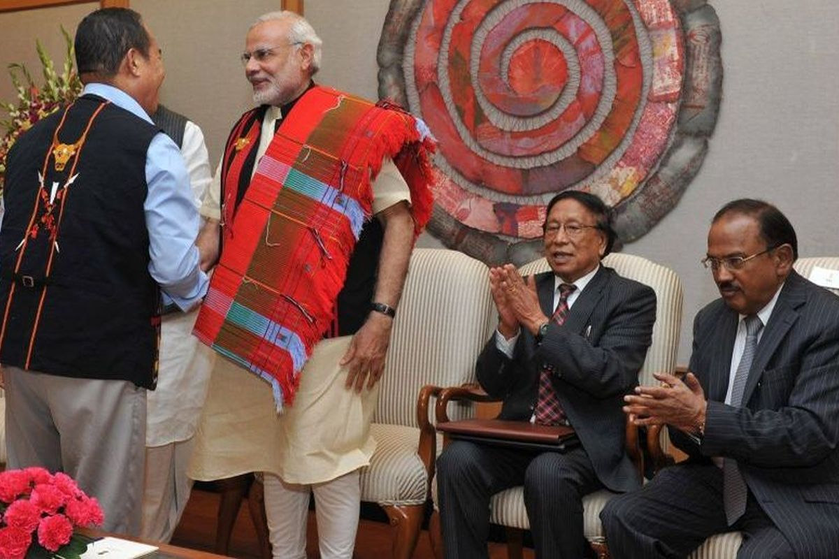 Naga issue, Naga accord, Nagaland, Framework Agreement, Narendra Modi, Hornbill festival