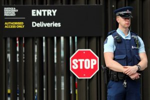 New Zealand terror attack suspect appears in court, charged with murder