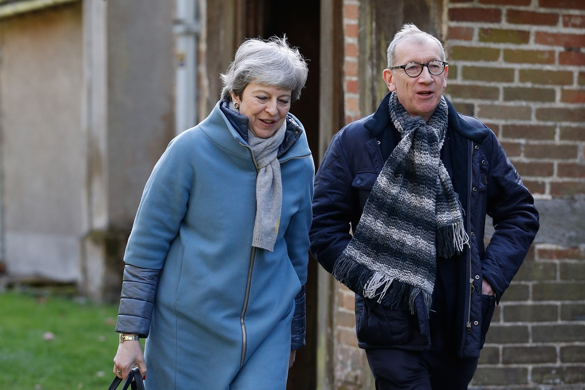 Respite for Mrs May, European Union, Brexit, Theresa May