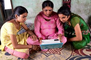 Empowered women can transform our villages