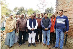 A community leads sanitation efforts