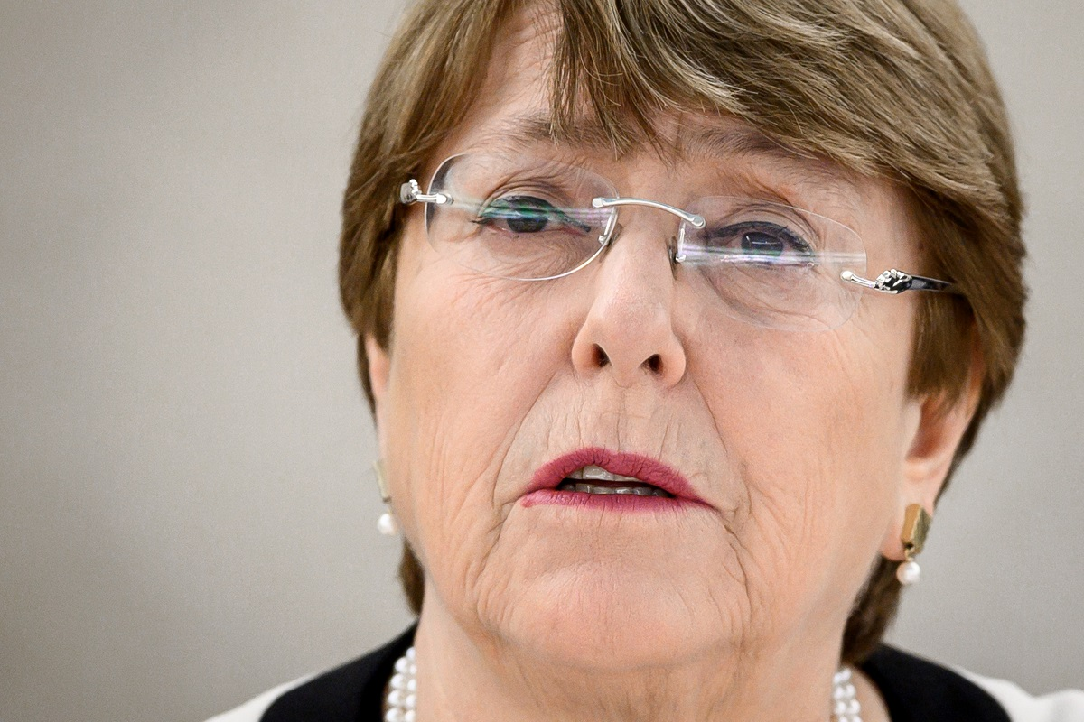 Divisive growth, Michelle Bachelet, India, UN Human Rights Council, Geneva, Radcliffe Line