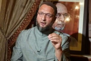Owaisi expresses reservation on appointment of Ravi Shankar as Ayodhya mediator