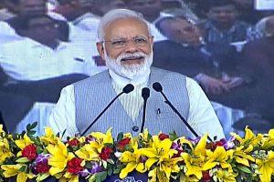 PM Modi inaugurates Noida City Centre-Electronic City section of Delhi Metro's Blue Line