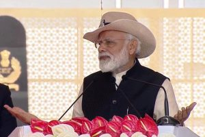 We cannot keep suffering till eternity: PM Modi at 50th Raising Day CISF