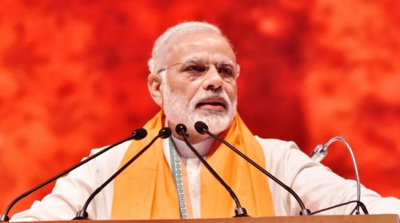 PM Modi slams Congress, says institutions biggest casualty of dynastic politics