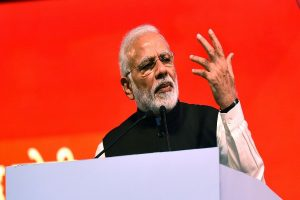 India must become most powerful because it doesn't think of harming anyone: PM Modi