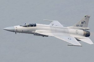 We used JF-17 jointly developed with China and not F-16 during dogfight with India: Pak