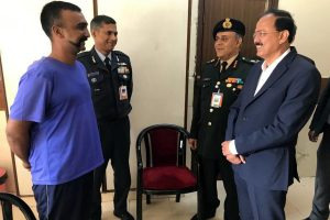 IAF pilot Abhinandan Varthaman wants to return to cockpit at the earliest