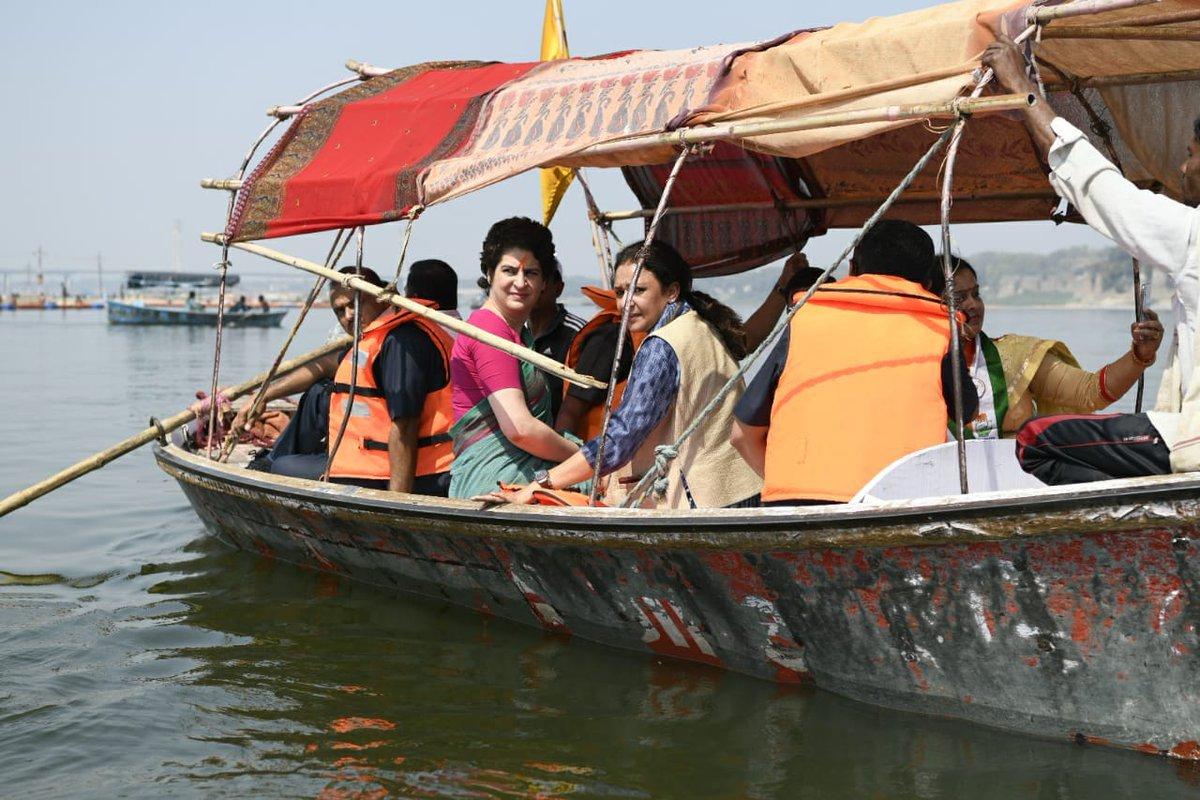 Priyanka Gandhi Vadra, BJP, Uttar Pradesh, Congress, Bhadohi