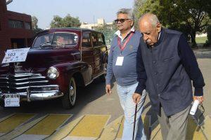 Vintage motoring stalwart RN Seth passes away