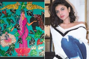 Art is a fantastic canvas to freely express yourself: Radhika Gupta