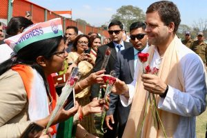 Modi removed BC Khanduri from parliamentary panel for speaking truth: Rahul Gandhi in Dehradun