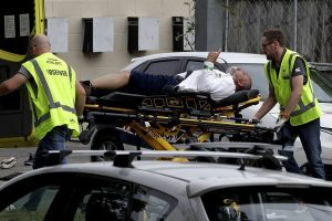 Multiple fatalities in New Zealand mosque shooting, gunman still active, at large, says police