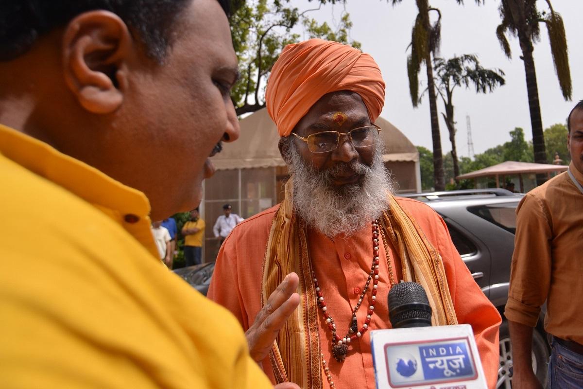 Sakshi Maharaj, Unnao, Bharatiya Janata Party, BJP, Uttar Pradesh, Mahendra Nath Pandey, 2019 Lok Sabha elections, Lok Sabha elections