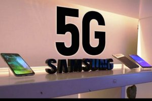 Samsung 5G phone to hit the market on April 5
