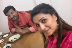 After Congress U-turn, photos of Sapna Choudhary meeting Manoj Tiwary trigger speculations