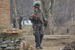 Two terrorists among eight killed in Handwara encounter
