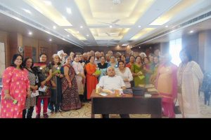 Senior citizens get into groovy mood at Bhiwadi talent show