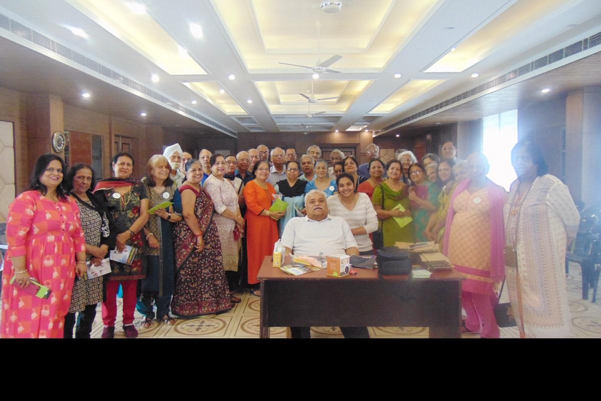 Senior citizens, Bhiwadi, Tambola, Ashiana Group