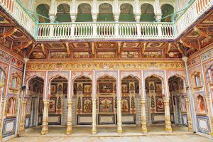 United colours of Shekhawati