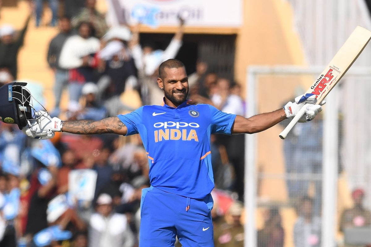 India vs Australia | Don't react to criticism, perform best when I'm calm: Shikhar Dhawan