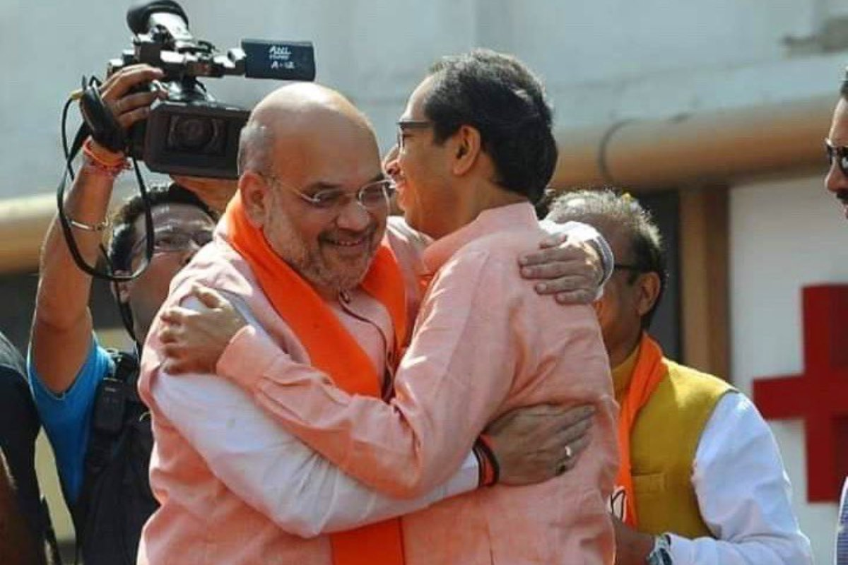 Uddhav Thackeray, PM Modi, Gujarat, NDA alliance, Lok Sabha elections 2019