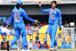 India don't lack in fast bowling department: Smriti Mandhana